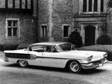 Pontiac Star Chief Custom Catalina Sedan (2839SD) 1958 pictures