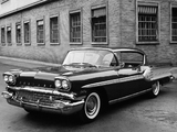 Pontiac Star Chief Custom Catalina Sedan (2839SD) 1958 wallpapers