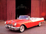 Pontiac Star Chief Convertible 1955 images