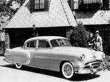 Pontiac Star Chief Custom Sedan (2869WSD) 1954 wallpapers