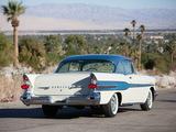Pontiac Star Chief Custom Catalina 2-door Hardtop 1957 wallpapers