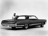 Pontiac Star Chief Vista Hardtop Sedan (25639) 1965 wallpapers