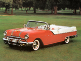 Pontiac Star Chief Convertible 1955 wallpapers
