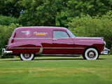 Pontiac Streamliner Six Sedan Delivery 1949 pictures