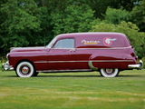 Pontiac Streamliner Six Sedan Delivery 1949 wallpapers