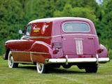 Pontiac Streamliner Six Sedan Delivery 1949 wallpapers