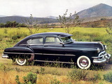 Pontiac Streamliner 8 Sedan DeLuxe 1950 wallpapers