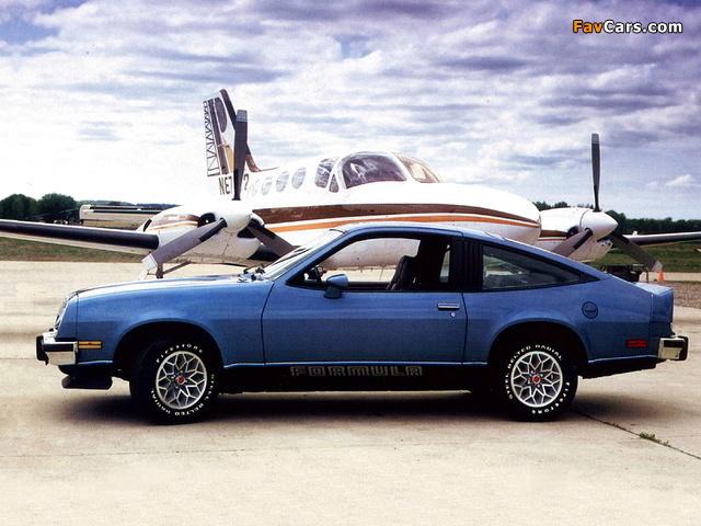 Photos of Pontiac Sunbird Formula 1979 (640 x 480)