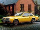 Pontiac Sunbird Coupe 1980 images