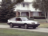 Pontiac Sunbird SE Hatchback Coupe 1985 pictures