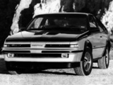 Pontiac Sunbird GT Coupe 1986–93 pictures
