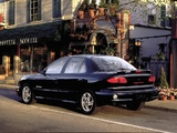 Photos of Pontiac Sunfire Sedan 2003–05