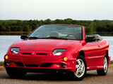 Pictures of Pontiac Sunfire GT Convertible 2000–03