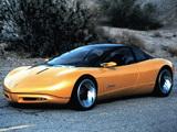 Pontiac Sunfire Concept 1990 pictures