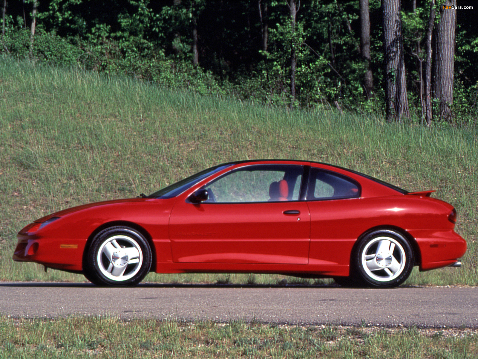 Pontiac Sunfire Gt Coupe 1995 99 Wallpapers 1600x1200
