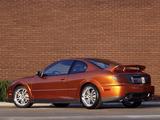 Pontiac Sunfire HO 2.4 SEMA Car 2001 images