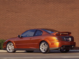 Pontiac Sunfire HO 2.4 SEMA Car 2001 photos