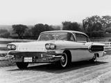 Images of Pontiac Super Chief Catalina Sedan (2839D) 1958