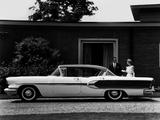 Photos of Pontiac Super Chief Catalina Sedan (2839D) 1958