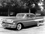 Pontiac Super Chief Catalina Coupe (2737D) 1957 photos
