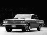 Images of Pontiac Tempest 4-door Sedan 1963