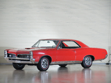 Images of Pontiac Tempest GTO Hardtop Coupe 1967