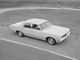 Photos of Pontiac Tempest Sedan (2069) 1964