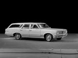 Pictures of Pontiac Tempest Custom Safari 1964