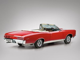 Pictures of Pontiac Tempest GTO Convertible 1967