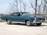Pictures of Pontiac Tempest GTO Hardtop Coupe 1967