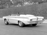 Pontiac Tempest Monte Carlo Concept Car 1961 photos