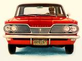 Pontiac Tempest Sports Coupe 1962 images