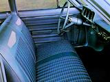 Pontiac Tempest 4-door Sedan 1963 wallpapers