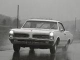Pontiac Tempest Custom Sprint Hardtop Coupe (23517) 1966 images