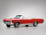 Pontiac Tempest GTO Convertible 1967 images
