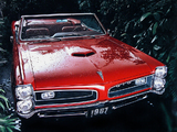 Pontiac Tempest GTO Convertible 1967 pictures