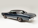 Pontiac Tempest GTO Hardtop Coupe 1967 wallpapers