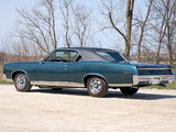 Pontiac Tempest GTO Hardtop Coupe 1967 wallpapers