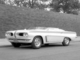 Pontiac Tempest Monte Carlo Concept Car 1961 wallpapers