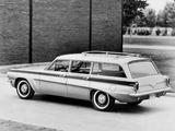 Pontiac Tempest Safari 1962 wallpapers