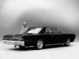 Pontiac Tempest Custom Sport Coupe 1965 wallpapers