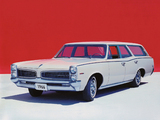 Pontiac Tempest Custom Safari 1966 wallpapers
