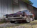 Pontiac Tempest GTO xXx 2002 wallpapers