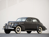 Photos of Pontiac Torpedo Eight Touring Sedan (2919) 1940