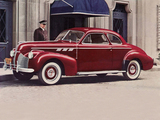 Pontiac Eight Sport Coupe (2927S) 1940 images