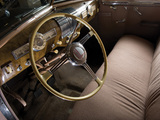 Pontiac Torpedo Eight Touring Sedan (2919) 1940 wallpapers