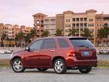 Photos of Pontiac Torrent GXP 2007–09