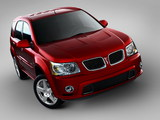 Pictures of Pontiac Torrent GXP 2007–09