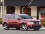Pictures of Pontiac Torrent GXP 2007–09
