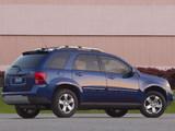 Pontiac Torrent 2006–09 photos